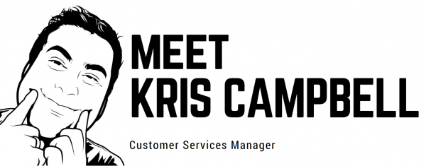 Meet Kris Campbell